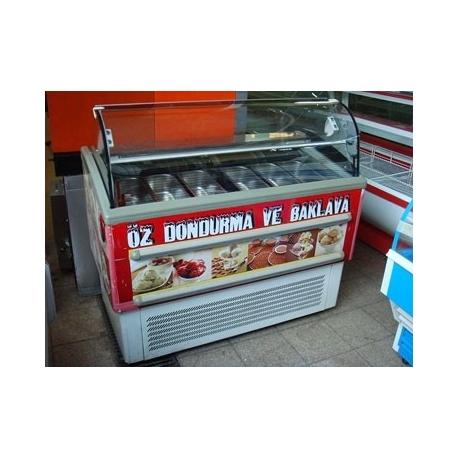 Dondurma Teşhir Reyonu 7'li-2.El-Karadeniz Ticaret
