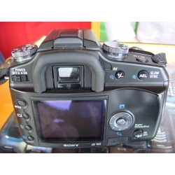 SONY A100 -2.El Dijital Fotoğraf Makinesi-Digital Ekrem