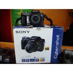 SONY H10 -2.El Dijital Fotoğraf Makinesi-Digital Ekrem