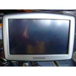 TOMTOM XL Navigasyon Cihazı 2.El-Digital Ekrem