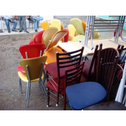 Lokanta Masa Sandalye 2.El-Bakkal Osman