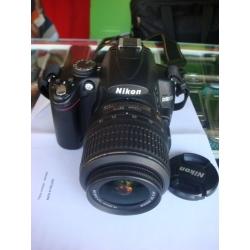 Nikon D5000,2.El Dijital Fotoğraf Makinesi-Digital Ekrem