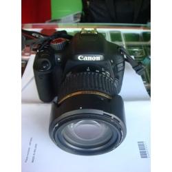 Canon EOS 550D,2.El Dijital Fotoğraf Makinesi-Digital Ekrem