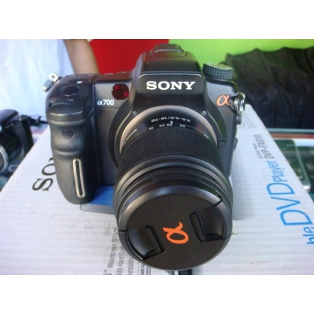 SONY A700 -2.El Dijital Fotoğraf Makinesi-Digital Ekrem
