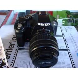 PENTAX K-X Dijital Fotoğraf Makinesi Spot -Digital Ekrem