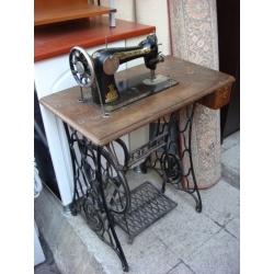 SINGER Dikiş Makinası 2.El- Çalıkuşu Mobilya