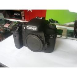 CANON EOS 7D,2.El Dijital Fotoğraf Makinesi-Digital Ekrem