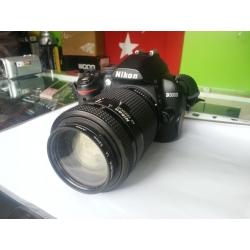 Nikon D3000,2.El Dijital Fotoğraf Makinesi-Digital Ekrem