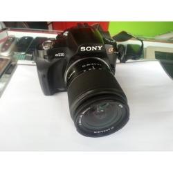 SONY a230,2.El Dijital Fotoğraf Makinesi-Digital Ekrem