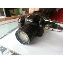 Nikon D80,2.El Dijital Fotoğraf Makinesi-Digital Ekrem