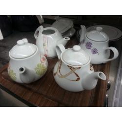 Porselen Servis Çaydanlıkları 2.El-Bakkal Osman