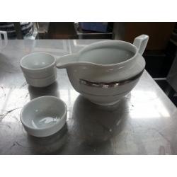 Porselen Sosluk Takımları 2.El-Bakkal Osman