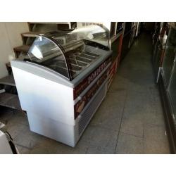 Dondurma Teşhir Dolabı 2.El-Bakkal Osman