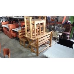 Restoran Masa Sandalye Takımı 2.El-Bakkal Osman