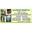 Kartvizit-Çalıkuşu Mobilya-Ankara İkinci El Ev Büro Eşyası Alan Satan Mağaza