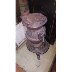 Antik Döküm Soba -Aydoğan Ticaret