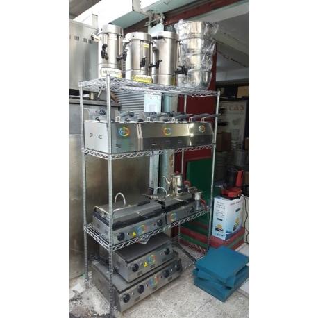 Tost Makinesi -ZETAŞ Ticaret