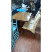 Cafe Masa Sandalye Takımı 2.El-Vural Ticaret