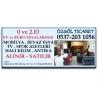 Kartvizit-Özgül Ticaret - Ankarada İkinci El Ev  Büro Eşyası Alım Satım Yapan Mağaza