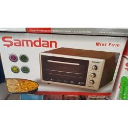 Şamdan Mini Fırın - Ferhat Ticaret
