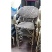 60 Adet Sandalye Cafe Pastane İç ve Dış Mekanlara Uygun - Vural Ticaret