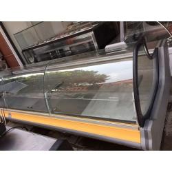 Sıfır 9 metre ahmet yar kasap dolabı yeni model - Mutsan Endüstriyel