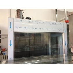 Kasap et asma vitrin dolabı sıfır - Mutsan Endüstriyel