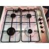 Electrogas İnox çelik gazemniyetli çakmaklı ocak - Spot - Hazallar Ticaret