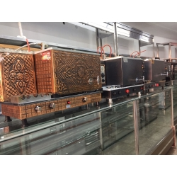 Meşale çay kazanları Sanaayi tipi çay makineleri - Mutsan
