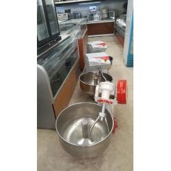 35 kg sıfır ve ikinci el hamur karma makinesi - Gürbüz Endüstriyel