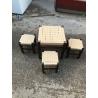 2.el klasik masa sandalye iskemle masa takımı - Gürbüz Ticaret