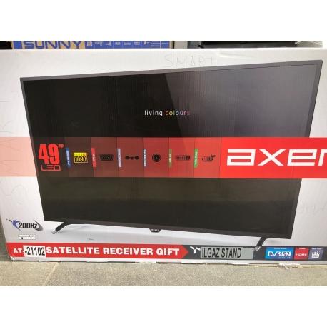 Spot Axen 43 inc uydulu led tv 1100 tl - Kaan Spot