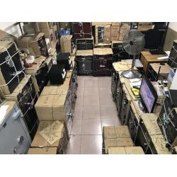Çelik Para Kasaları Sıfır ve 2.el - Ankara Elektronik