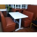 2. El Cafe Bar Pastane Masa Sandalye Takımı - Vural Ticaret