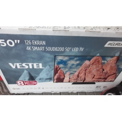 Grantili vestel 4k smart 50ud8200 led tv - Yağmur Spot
