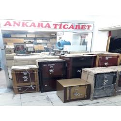 Sıfır ve 2.el Çelik Para Kasaları Alınır Satılır - Ankara Ticaret