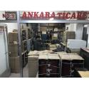 Ucuz Antep Çelik Para Kasaları Spot ve 2.El Seçenekli - Ankara Ticaret