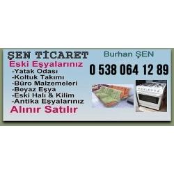 Kartvizit-Şen Spot-Ankara 2.El Ev Eşyası ve Büro Eşyası Alım Satımı