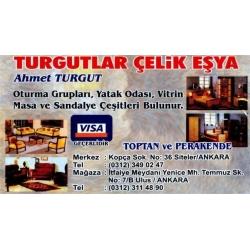 Turgutlar Mobilya A.Ş- Ankara Spot Mobilya Mağazası,Ankara Spot Ev Eşyaları Satan,Ankara Toptan Mobilya Fabrik Satış Mağazası
