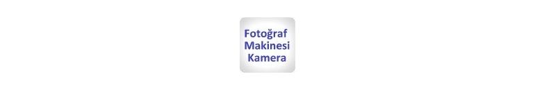 Fotoğraf Makinesi,Kamera