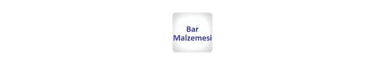 Bar Malzemesi