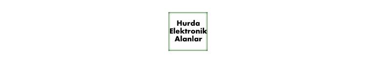 Hurda Elektronik Alanlar