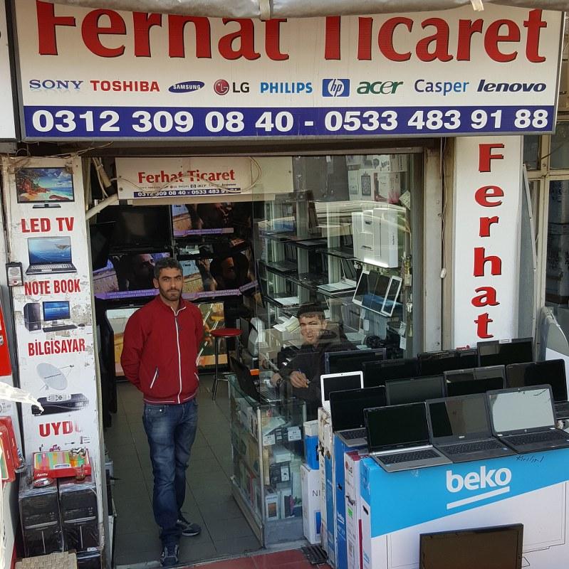 2.el spot elektronik mağazası