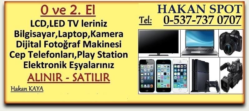 Ankara İkinci El TV,Laptop,Fotoğraf Makinesi,Cep Telefonu,Elektronik Alım Satım Mağazası