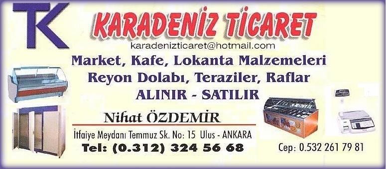 Ankara 2.el endüstriyel mutfak ekipmanları,market,restorant,pastane, lokanta ve cafe eşyası alan satanmağaza