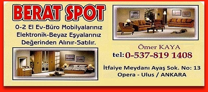 Ankara İkinci El Büro Mobilya ve Ev Eşyası Alan Satan Firma